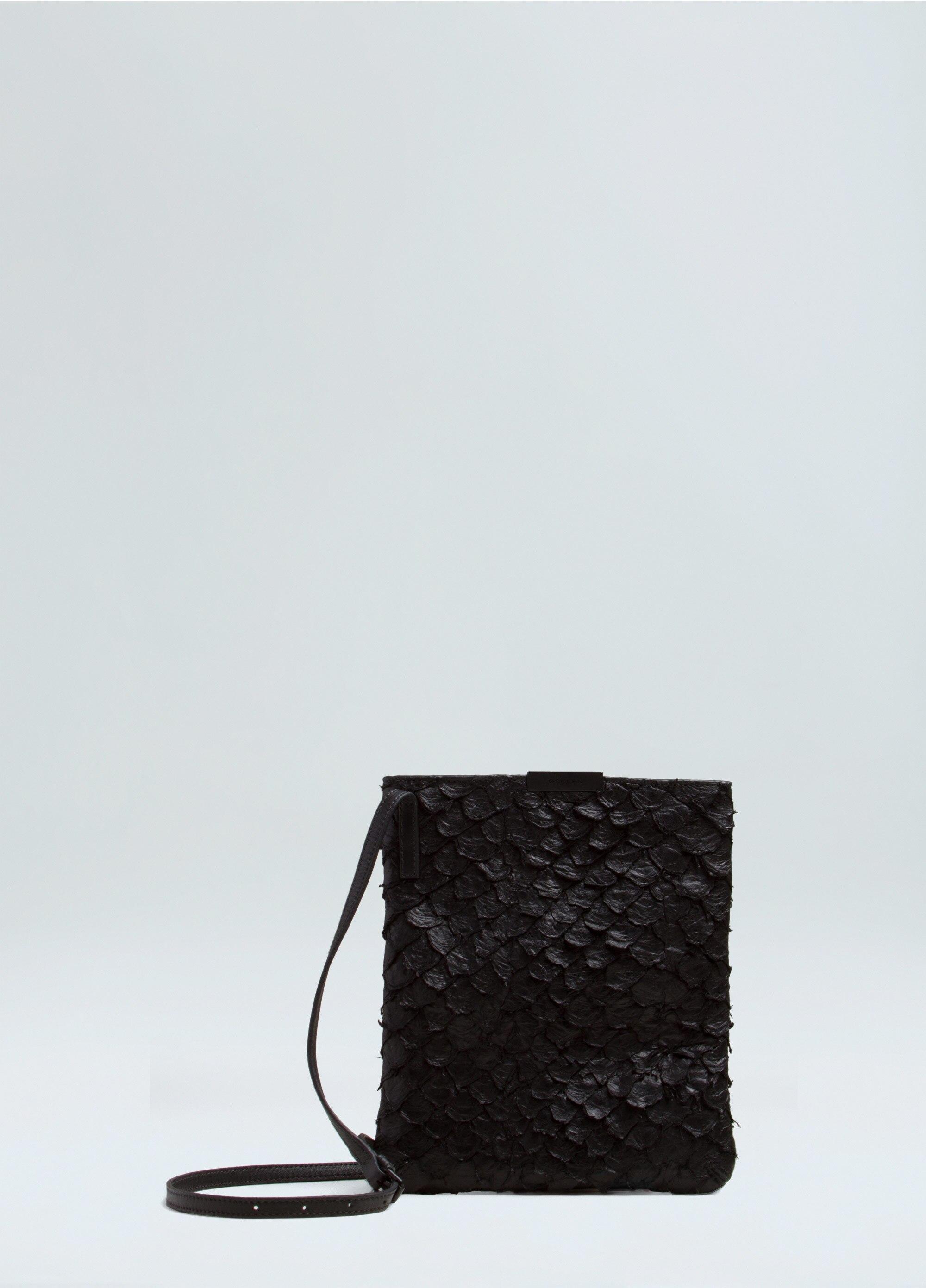 3c2791516 Pirarucu Mini Flat Bag