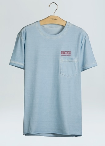 34eeed35e6 T-Shirt Double Watercolour Mountains